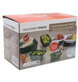 """Vershouddozen  Klick-It  10-delige set """"GourmetMaxx"""""""