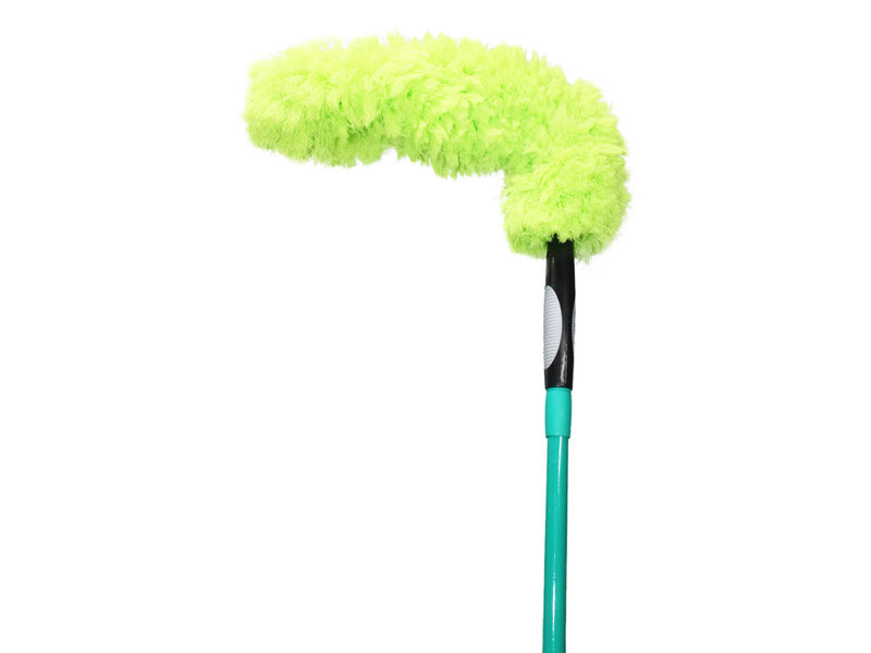 Flexibele Microfiber Plumeau 60 cm.