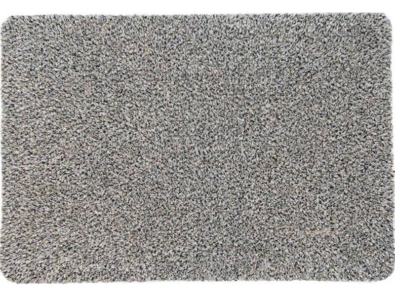 Wasbare droogloopmat Beige 70 x 125 cm.