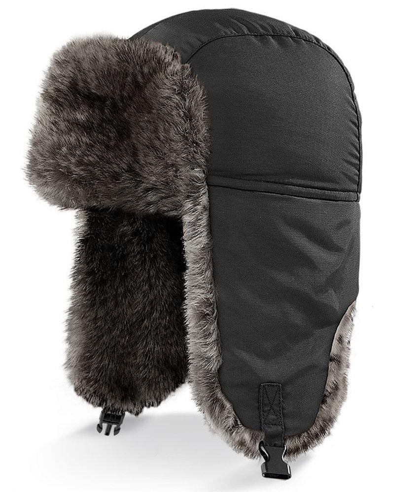 Sherpa Hat met bontvoering