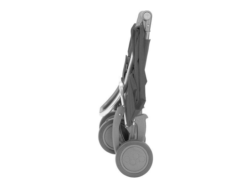 """Rolser Boodschappentrolley met 4 wielen  opvouwbaar Grijs  """"I-Max Thermo Zen Logic Dos + 2"""""""