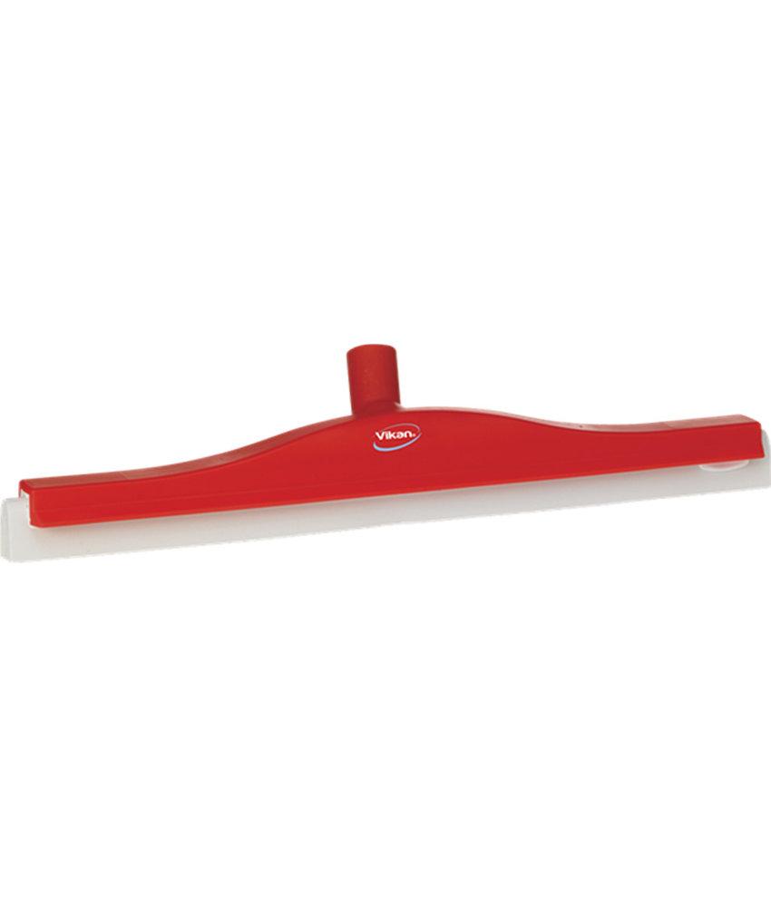 Vikan Draaibare vloertrekker 40 cm. met cassette  Rood