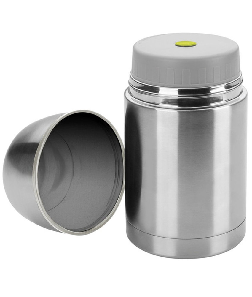 Ibili Voedselthermos / Voedselcontainer RVS - 800 ml.