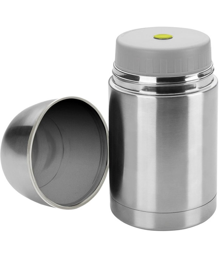 Ibili Voedselthermos / Voedselcontainer RVS -  1 Liter