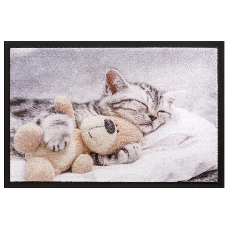 Schoonloopmat 40 x 60 cm -  Image Teddybear
