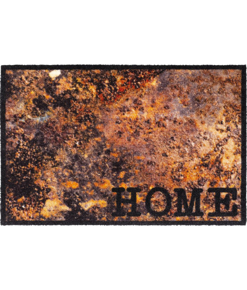 Wasbare Deurmat Home Lava  50 x 75 cm.