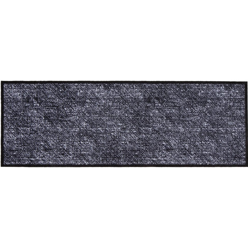 Wasbare Schoonloopmat Fabric 50 x 150 cm.