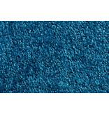 Wasbare schoonloopmat Turquoise 80x120 cm.