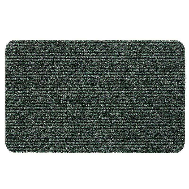 Naaldvilt deurmat Renox -  Groen 40 X 60 cm.