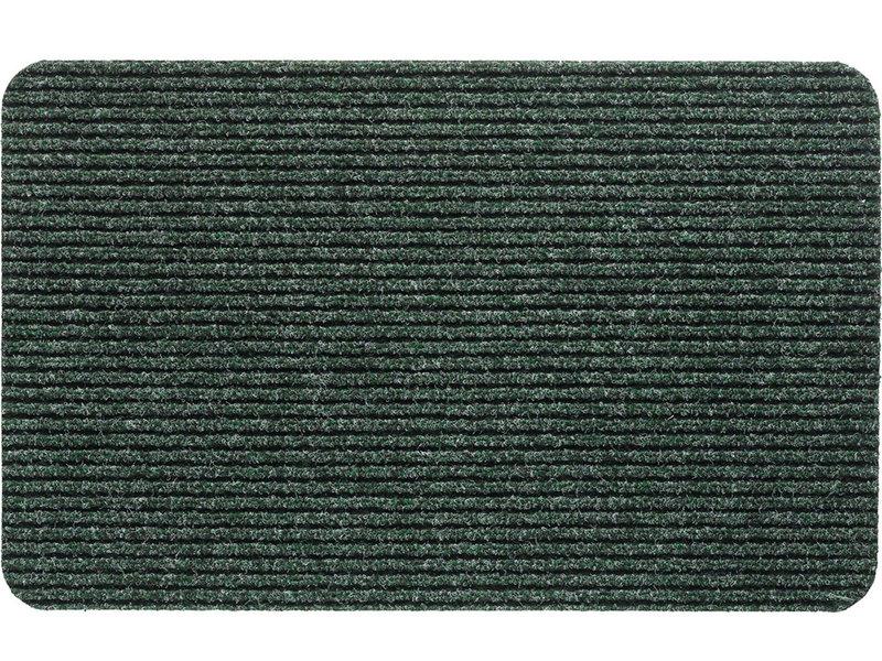 Naaldvilt deurmat Renox -  Groen 50 X 80 cm.