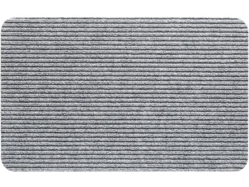 Naaldvilt deurmat Renox -  licht Grijs  50 X 80 cm.
