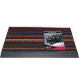 Deurmat / Borstelmat Outline  50x80 cm  kameleon