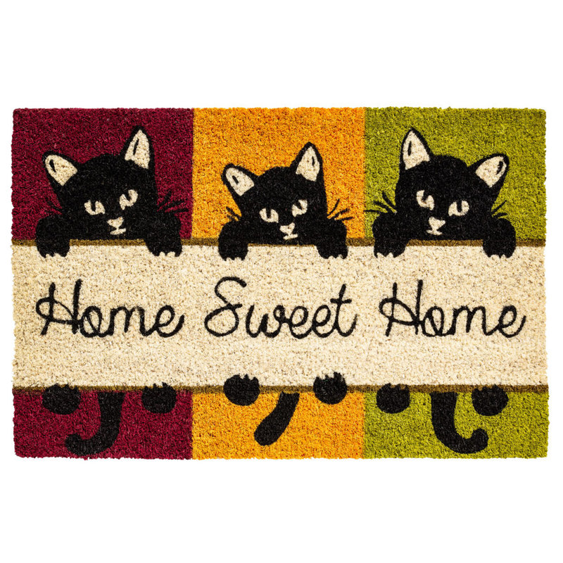 Kokosmat Home Sweet Home  40x60 cm.