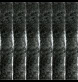 Vliegengordijn kattenstaart 90x220 cm.  Zwart