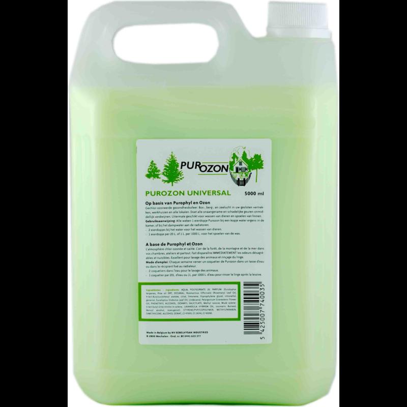 Purozon Geur- en Reinigingsmiddel  5 Liter