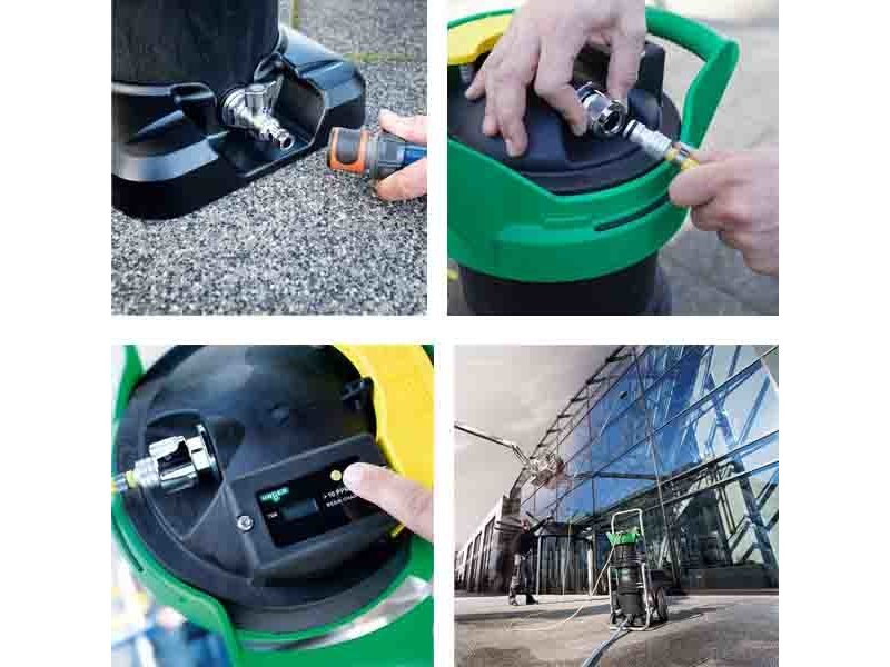 Unger Osmose HydroPower Ultra - Kit 6 M. Glasvezel voor Gevorderden