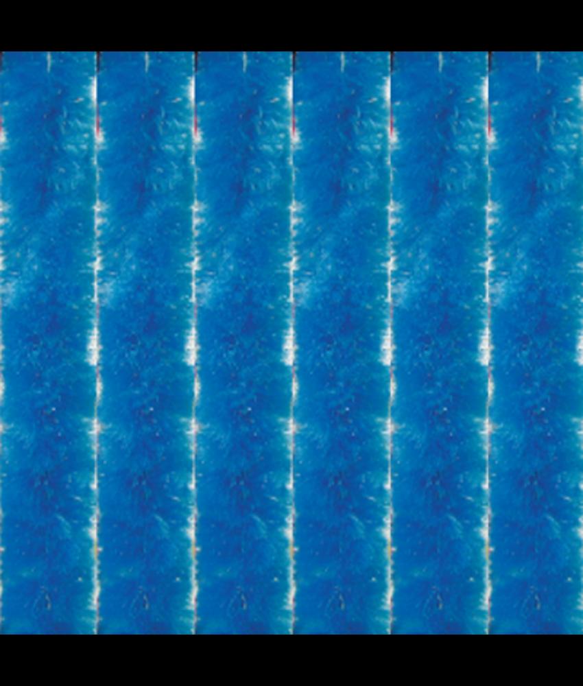 Vliegengordijn kattenstaart 100x220 cm. Azurro Blauw