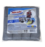 Nicols Staalwol Brillonette - 12 st.