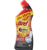 Bref WC reiniger 6x effect Power-Gel Ontvlekt  1 Liter