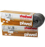 Piwel Staalwol 200gr  nr 1 -  fijn