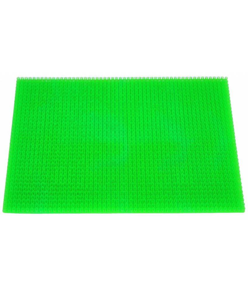 Deurmat Trendy Limoen Groen 40x60 cm.