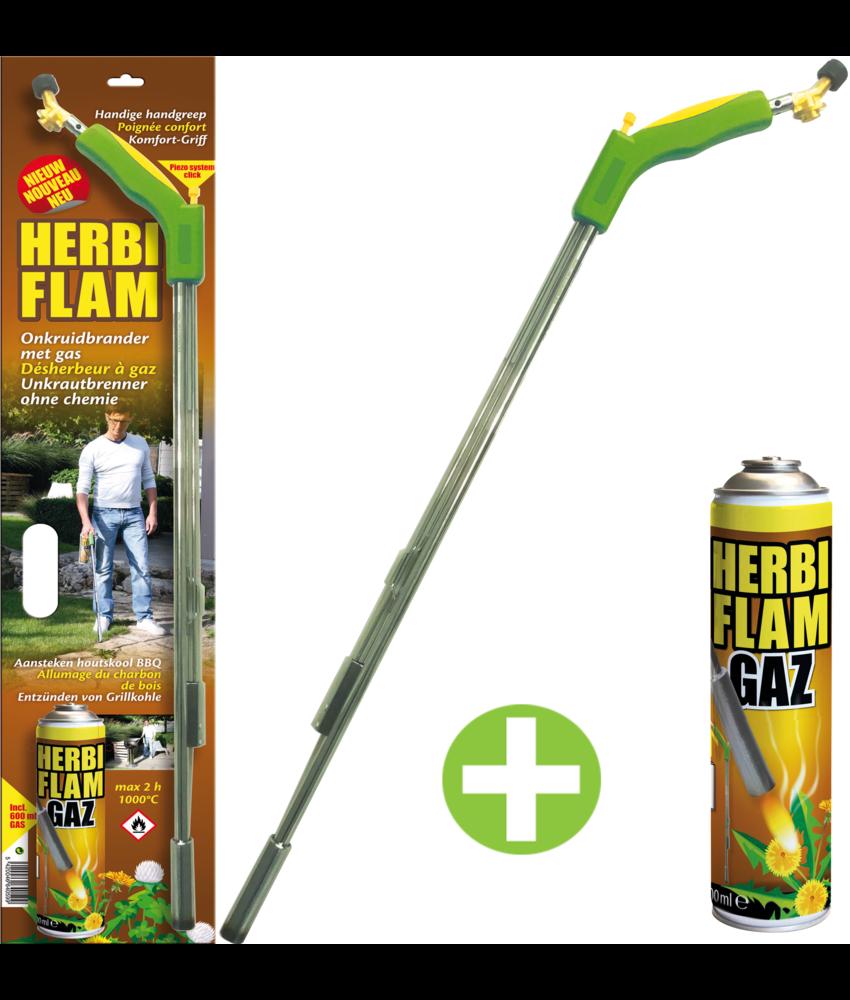 BSI HerbiFlam - Onkruidbrander op gas