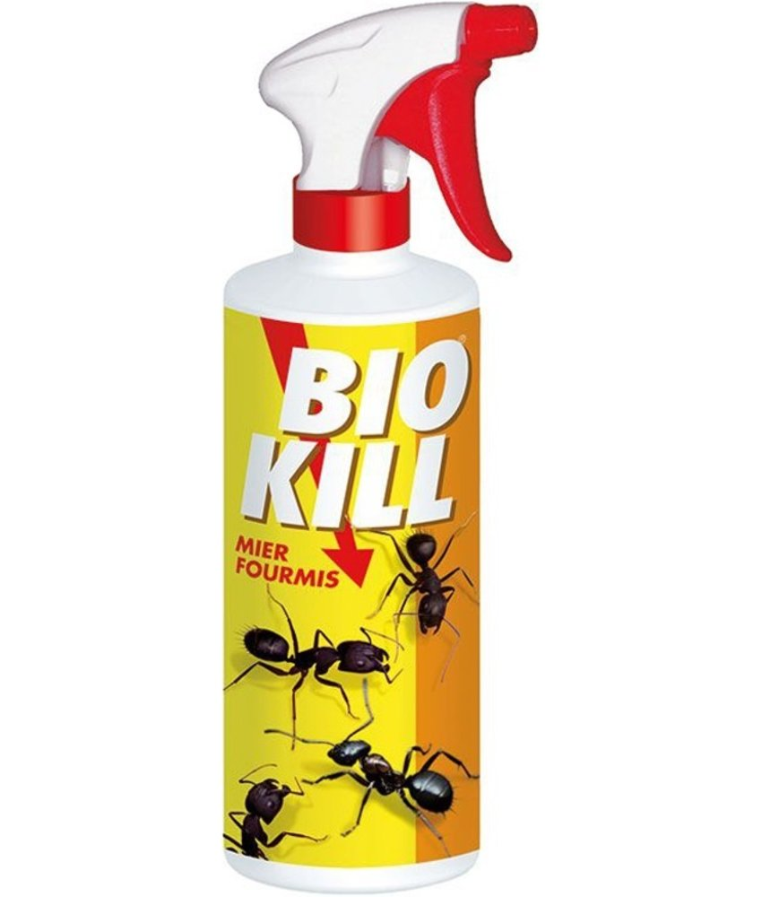 BSI Bio Kill insecticide tegen mieren 500ml