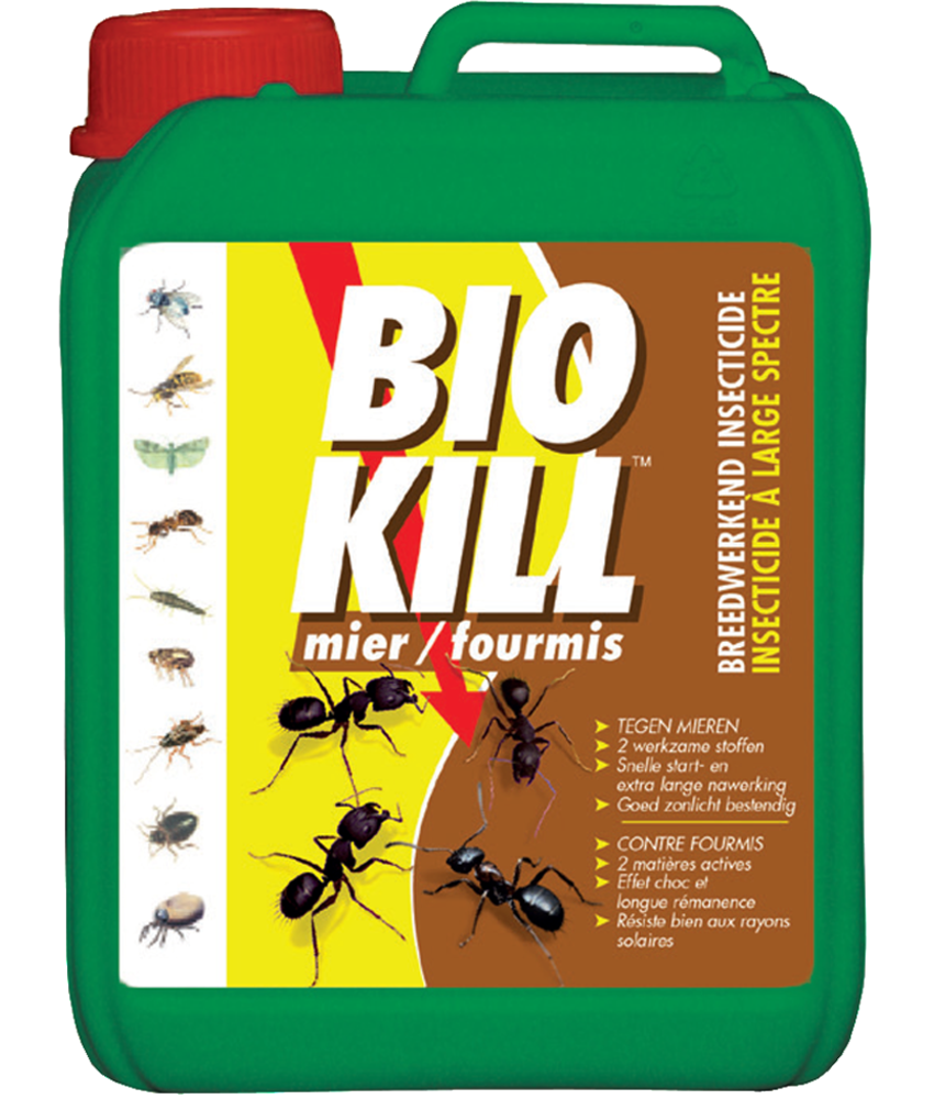 BSI Bio Kill insecticide tegen mieren 2,5 Liter