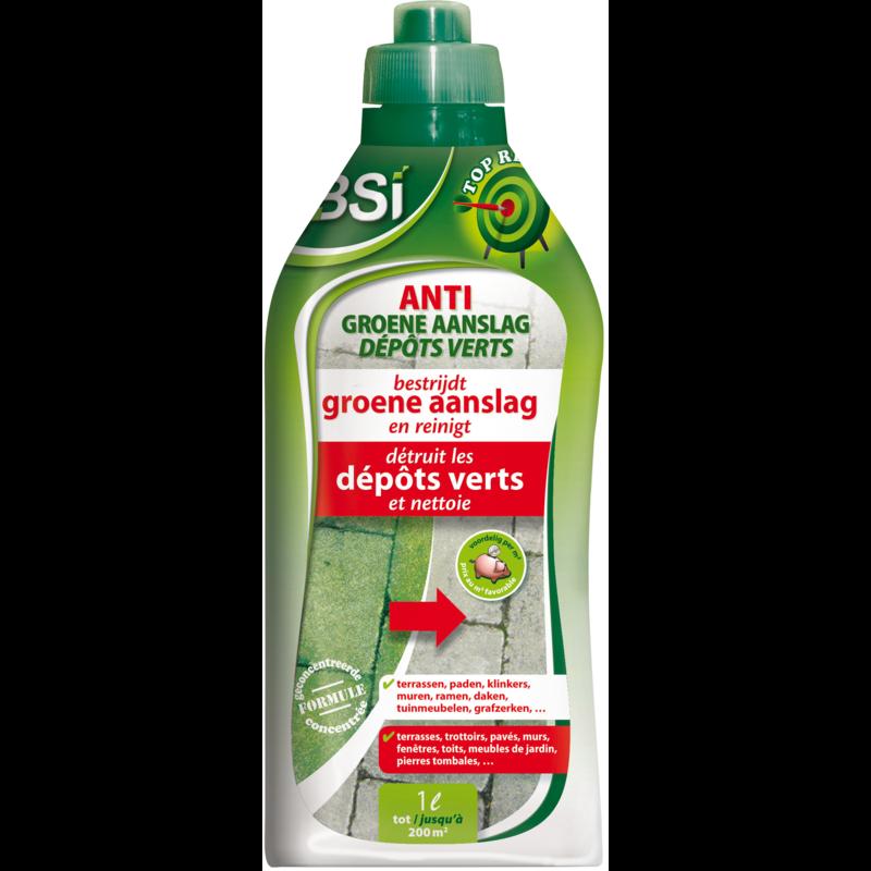 BSI Anti-groene aanslag concentraat - 1 Liter