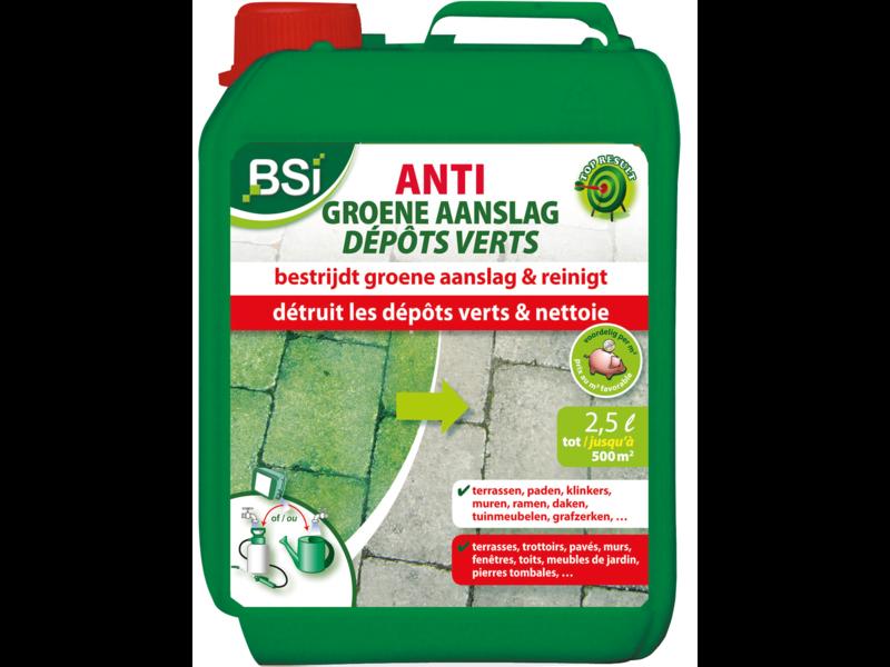 BSI Anti-groene aanslag concentraat - 2,5 Liter