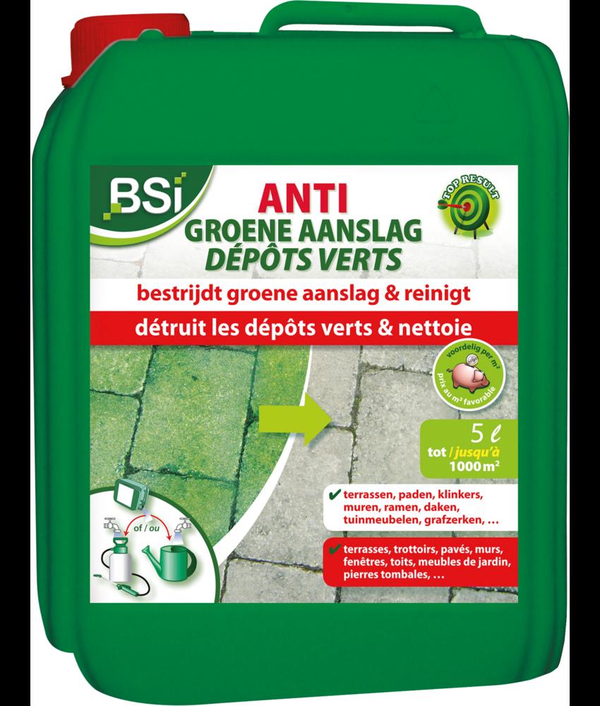 BSI Anti-groene aanslag concentraat - 5 Liter