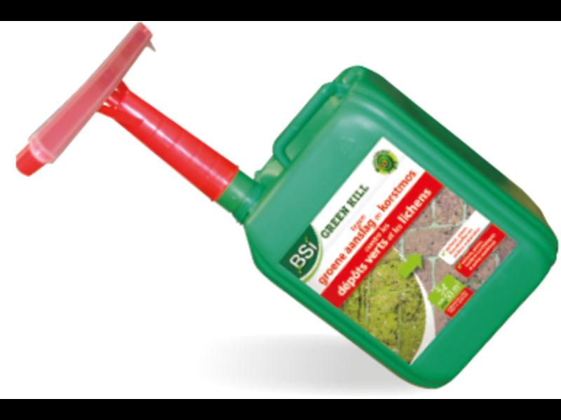 BSI Green kill  5 l  -  Gebruiksklare Groene aanslagreiniger