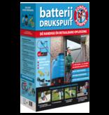 BSI Elektrische Batterij Drukspuit 15 L.