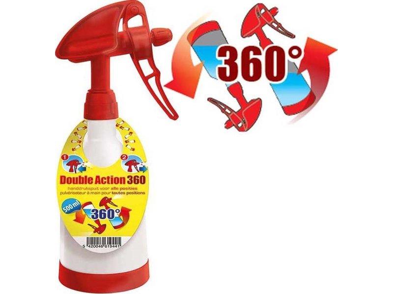 """BSI Hand drukspuit 500 ml.  """"Double Action 360°"""""""