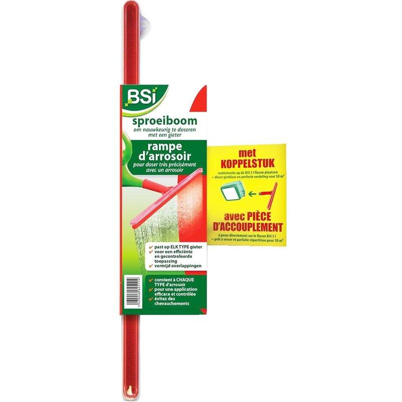 BSI Zuinige sproeiboom met koppelstuk