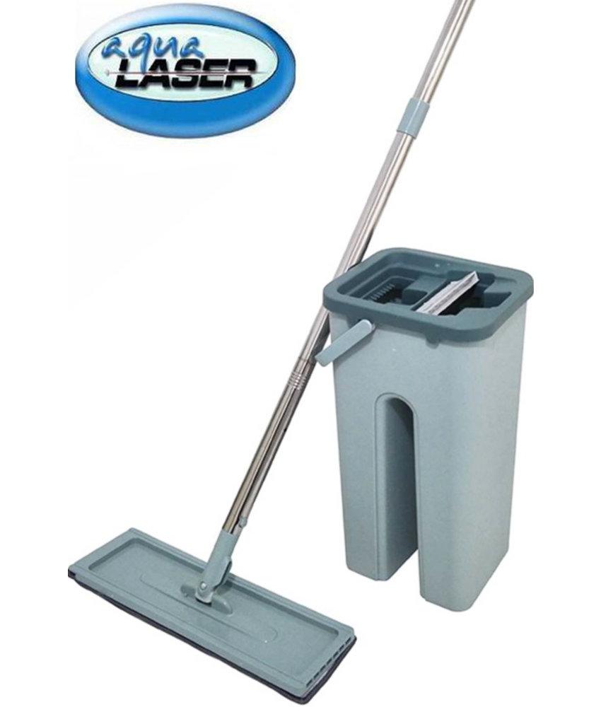 """Aqua Laser Easy Flat Mop  """" Dweilsysteem"""""""