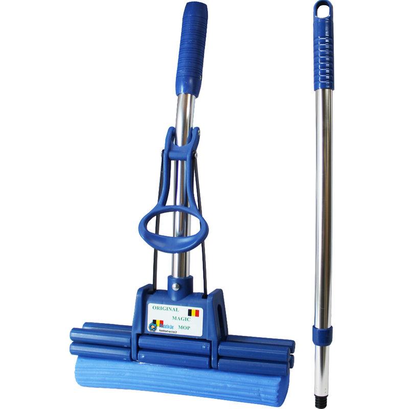 Magic Mop Original Dweilsysteem 26 cm. - Blauw