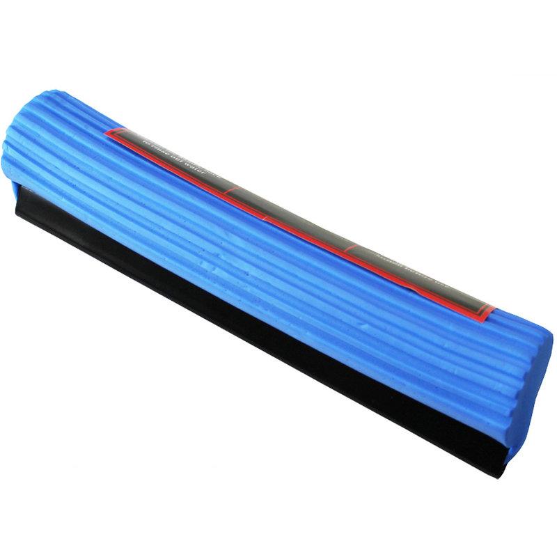 Magic Mop vervangspons 26 cm. - Blauw