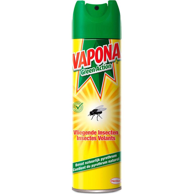 Vapona Vliegende insecten spray  400ml  - Green Action