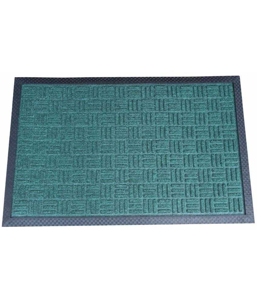Deurmat Supreme 45 X 75 cm. Groen