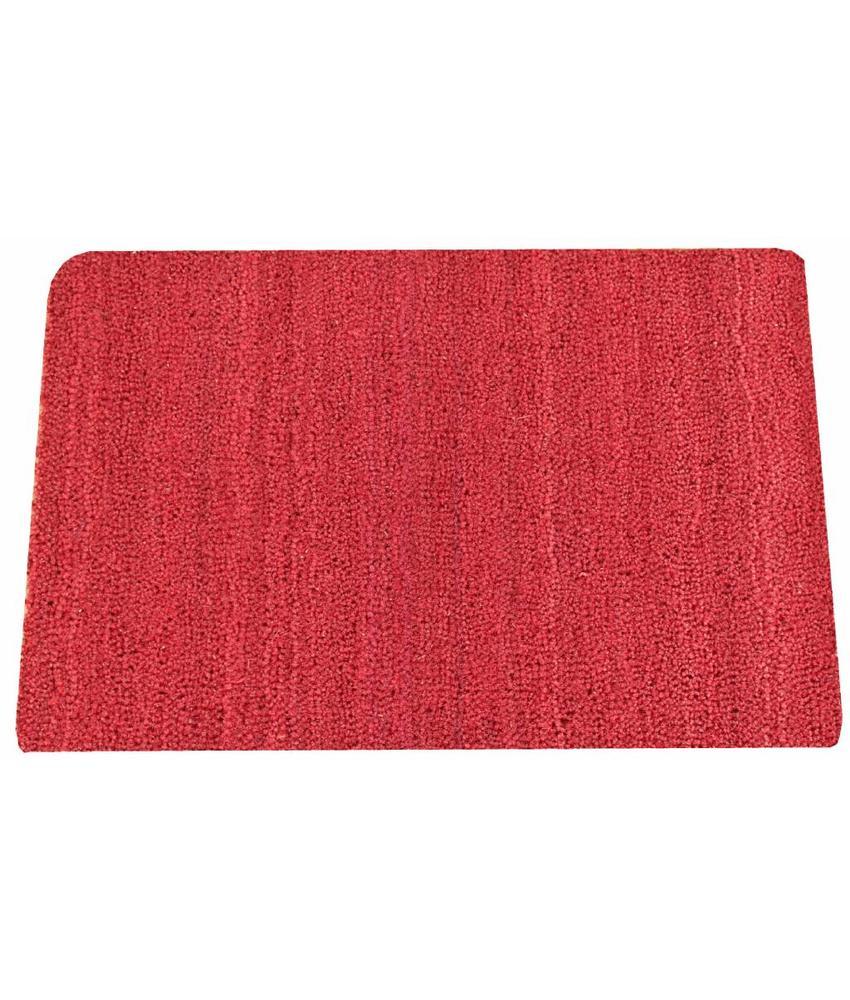 Kokosmat Rood 40 x 60 cm 18 mm.