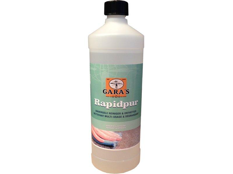 """Gara's  Rapidpur """"Krachtige Snelreiniger""""  1 Liter"""