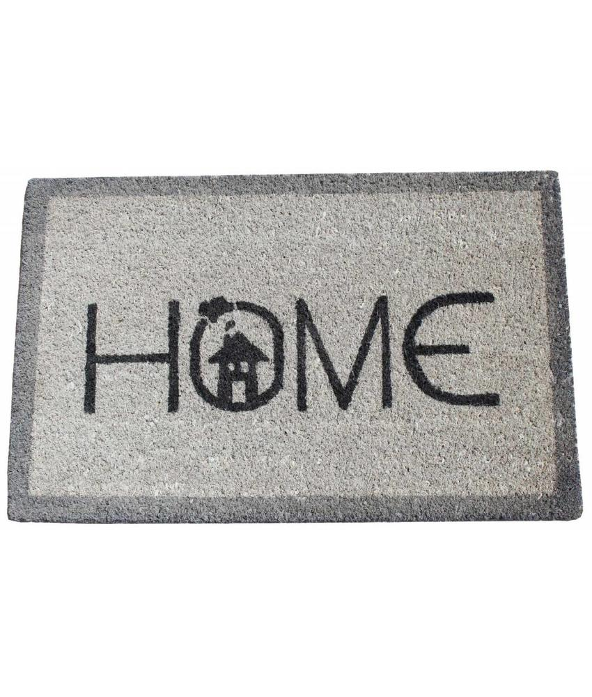Kokosmat Home Grey 40 x 70 cm.