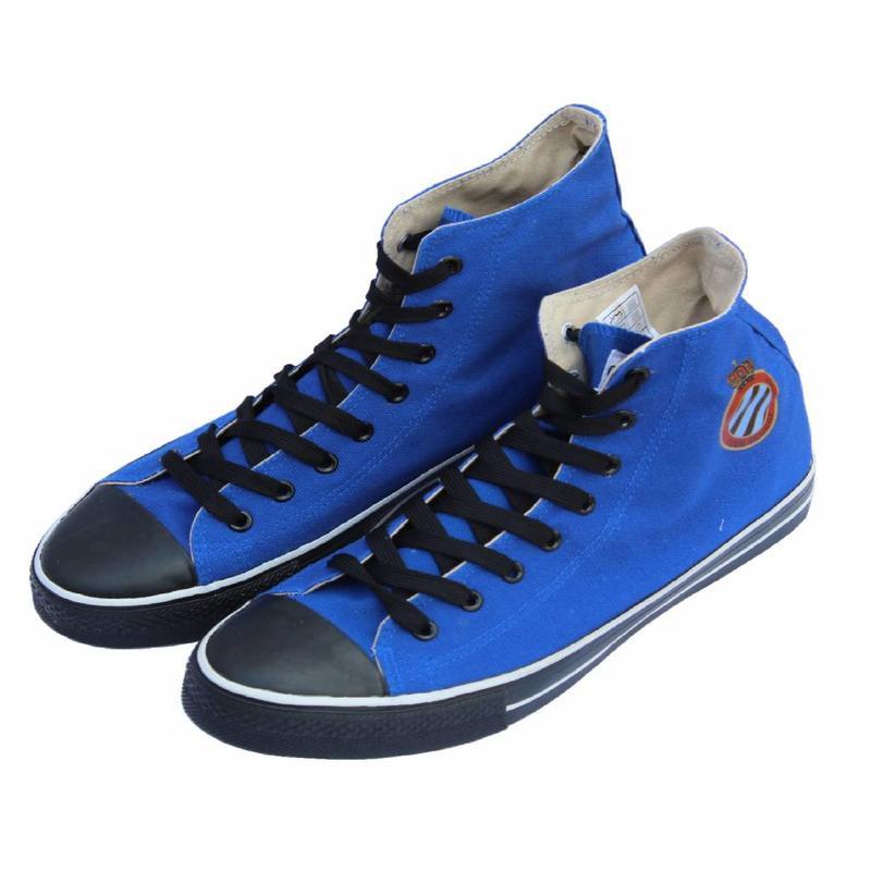 Basketschoen Club Brugge volwassenen Blauw