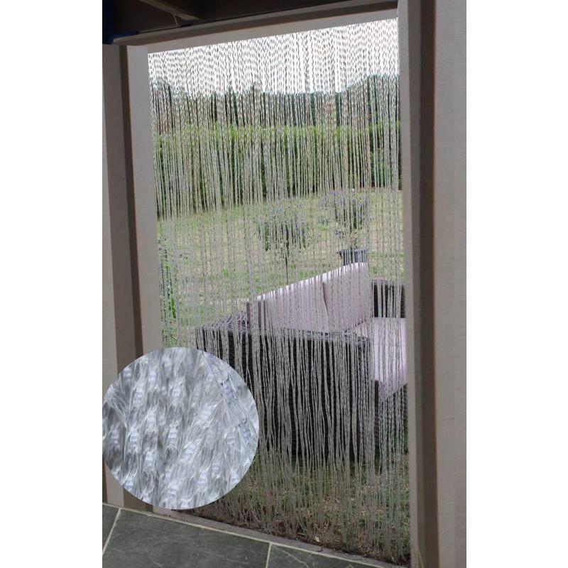 Vliegengordijn transparant 100x220 cm. Medusa