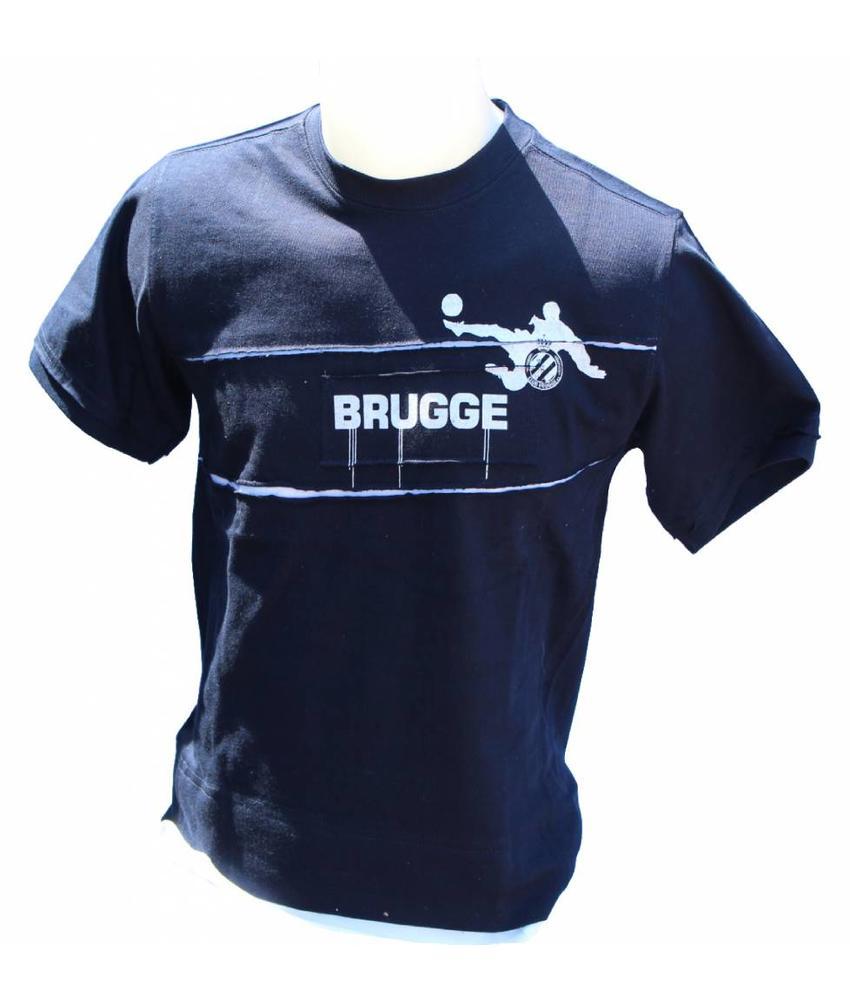 T-shirt Club Brugge Blauw