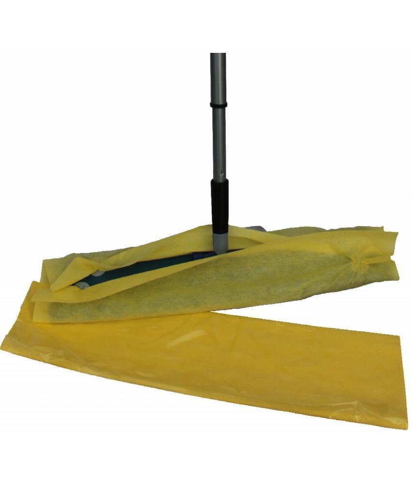 Flipper stofwisser compleet 60 cm.