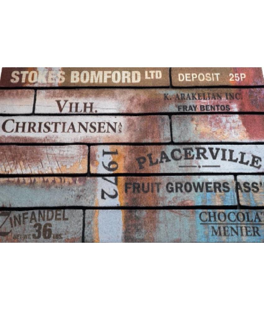 ECO Master 45x75 cm. Scrapwood Vintage