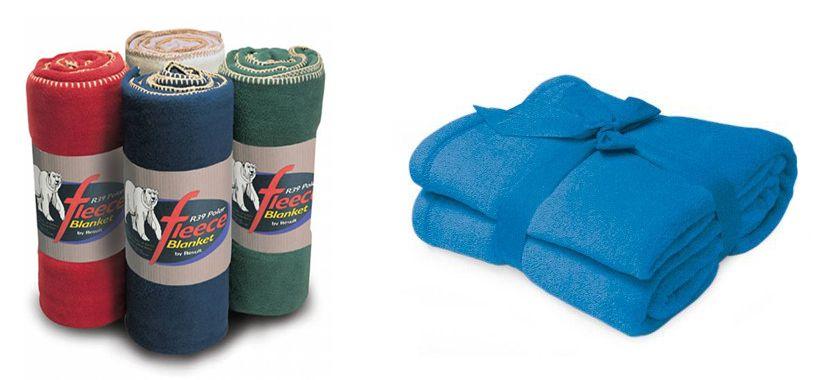 Een fleece deken kopen voor de koude winteravonden