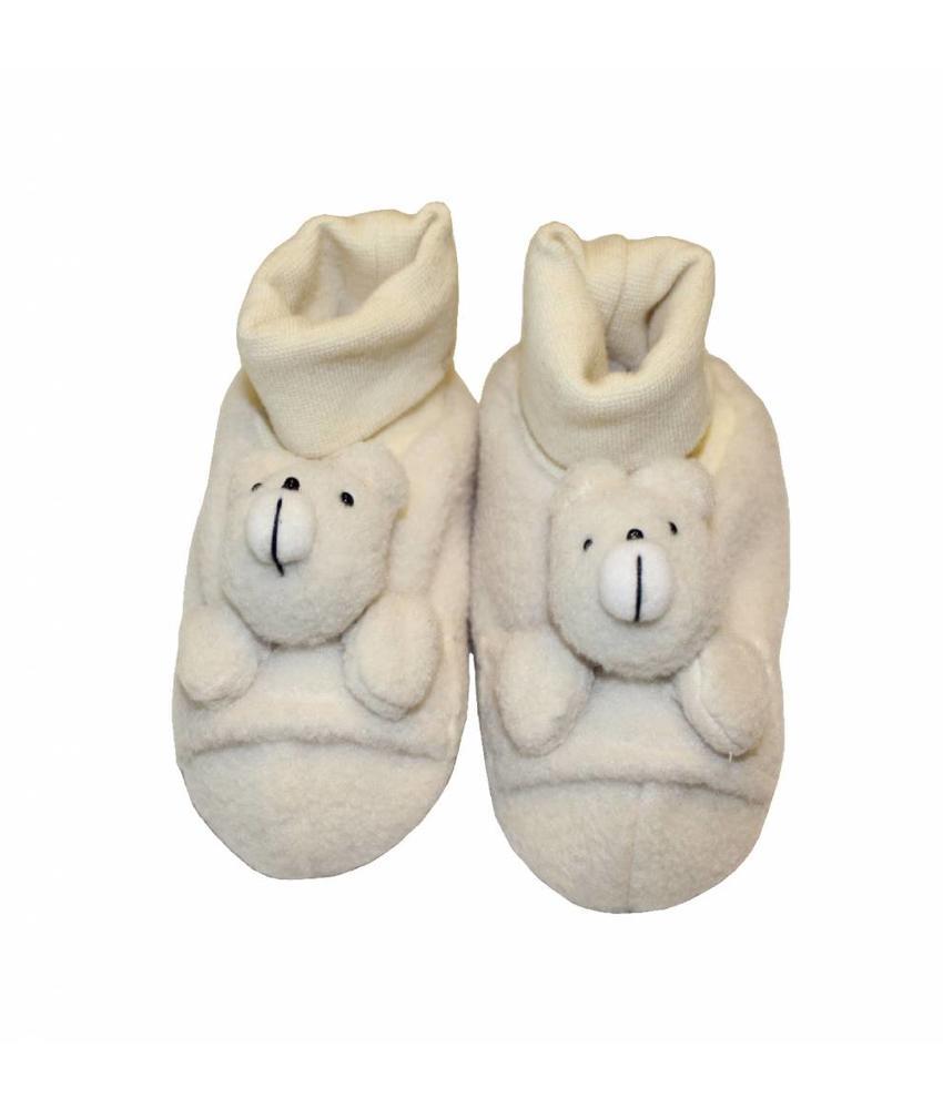 Baby Pantoffels Beertjes